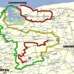 Route Sintmarun 2014